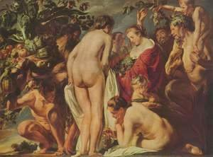 Jacob Jordaens - Allegory of Fertility I