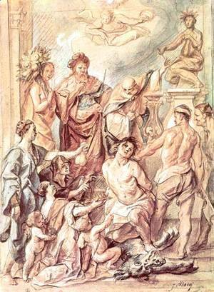 Jacob Jordaens - Martyrdom of St Quentin