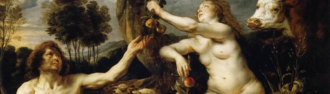 Jacob Jordaens - The Fall Of Man