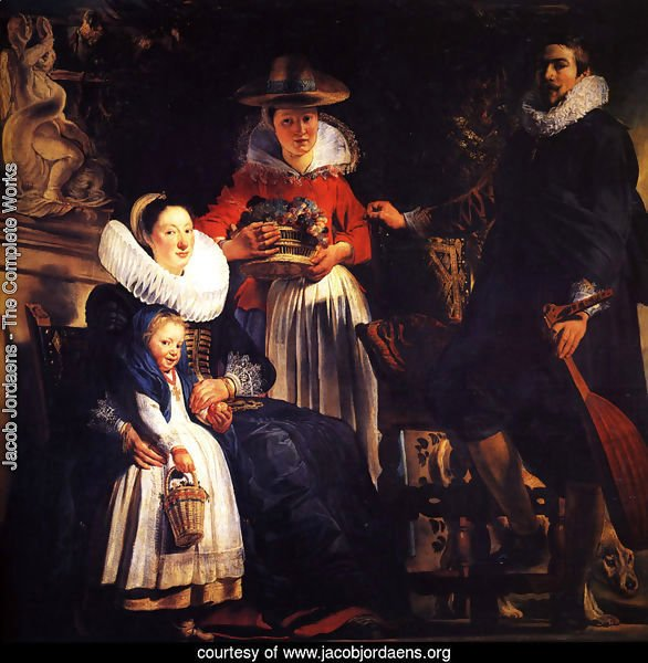 The Family Of The Artist