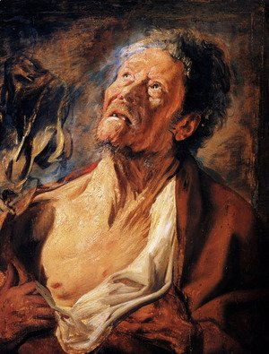 Jacob Jordaens - Job